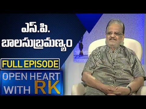 Singer Balasubramanyam  | Open Heart With RK | Full Episode | ABN Telugu