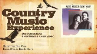 Video Karen Brooks, Randy Sharp - Baby I'm the One - Country Music Experience download MP3, 3GP, MP4, WEBM, AVI, FLV Oktober 2018