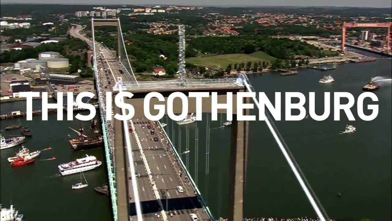 how to travel from copenhagen to gothenburg