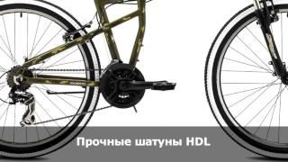 Видео-обзор велосипеда CRONUS Soldier 0.5 2016