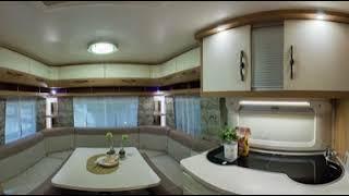 Hobby De Luxe 540 UL 2018 - 360 Grad