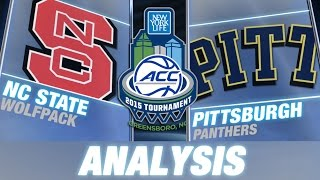 Anthony Barber Leads NC State to ACC Quarters with Career Game vs Pitt