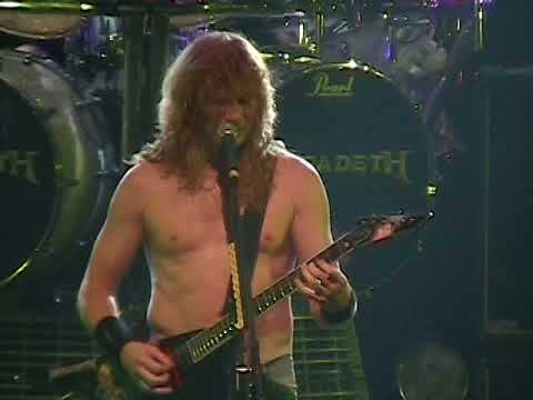 Megadeth  Back in the Day with ExodusPeace SellsHoly Wars Philly,Pa 111204
