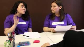 Patty & Emily: Unofficial Cinderella Street Team