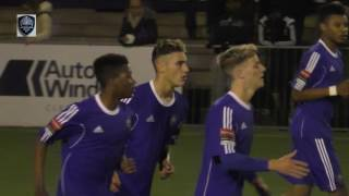 FA Youth Cup - Hampton & Richmond 0 Met Police 1