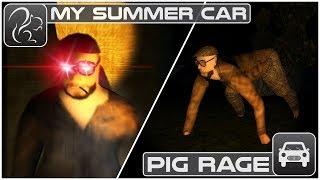 My Summer Car - Episode 56 - Pig Rage