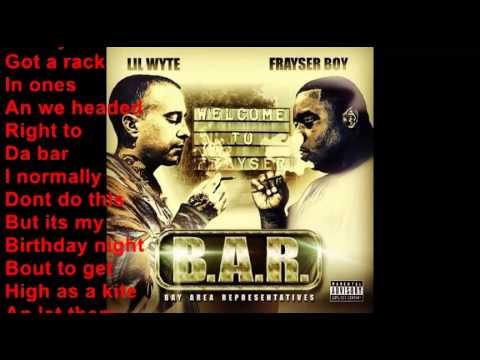Six O'Clock (Lyrics)- Lil Wyte & Frayser Boy Ft. Jelly Roll