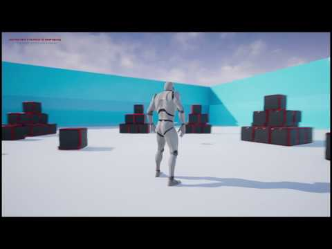 Unreal Engine 4 - Junkrat Concussion Mines (Overwatch) Game Mechanics