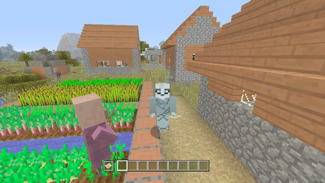 Minecraft Xbox One / PS4 Seed: Best 8 Village Classic Seed?