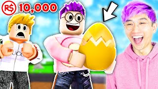 Can You Beat This Cute ROBLOX GAME!? (ADOPT ME)