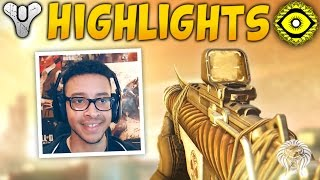 "Destiny: Trials of Osiris Flawless ""THE NEW LIGHTHOUSE!"" No Boons 9-0 (Rise of Iron Highlights)"