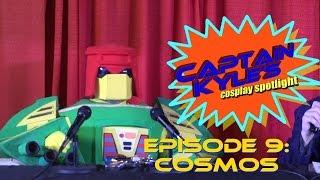 Autobot Cosmos (feat. Michael McConnohie) - Captain Kyle's Cosplay Spotlight - S01E09