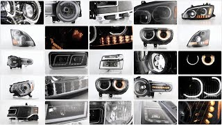 We Have Every Kind of Headlights You Want – CA AUTO PARTS