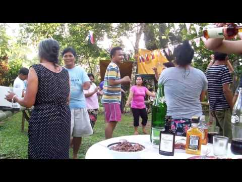 Karaoke At Mama's Farm 2016-07-17 Video 6