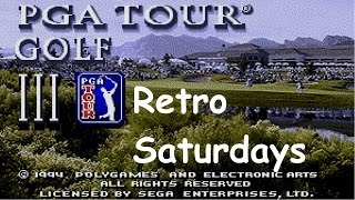 Retro Saturdays - PGA Tour Golf 3 - SEGA