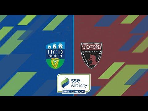 HIGHLIGHTS | UCD AFC 2-1 Wexford