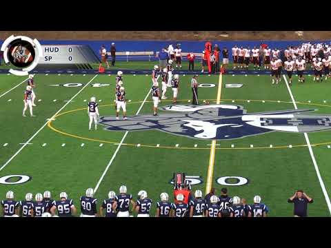 2017 Hudson Raiders Football vs Stevens Point
