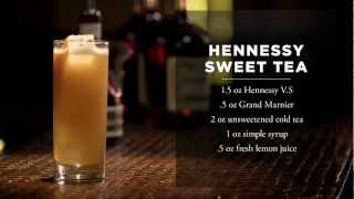 Hennessy Recipes: The Hennessy Sweet Tea