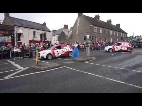 St. Patricks Day Parade Kilkenny City 2018 Clip 1 of 3