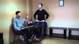 Урок вокала для начинающих исполнителей