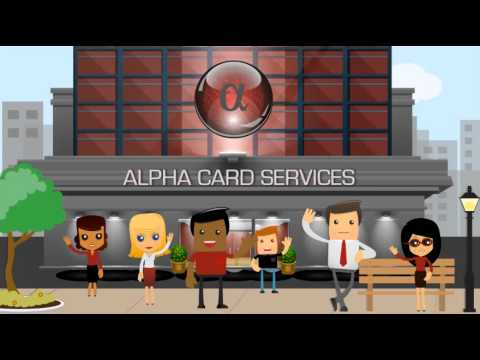 Credit Card Processing with Alpha Card Services