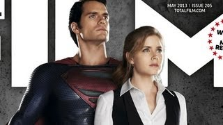 AMC Movie Talk - MAN OF STEEL Image, Whedon Wouldn