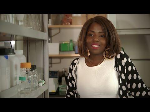 Montgomery College Student Profile: Eurika Nzouatcham