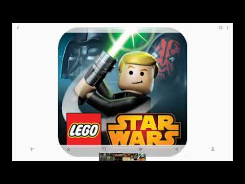 Lego star wars the complete saga android removed and upgrade (hopefully) |