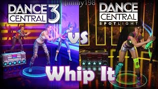 Dance Central 3 vs. SPOTLIGHT | Whip It - Nicki Minaj | Emilia