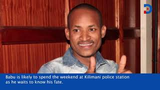 \'It was an assassination attempt,\' Babu Owino responds after dramatic gun shoot out