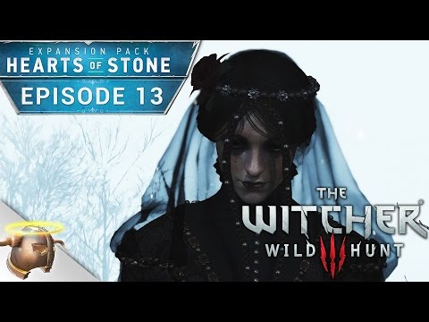 The Witcher 3: Hearts of Stone Let's Play | EPISODE 13: Painted Rose