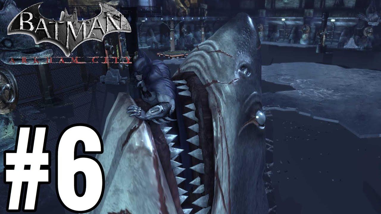 Batman: Arkham City Gameplay Walkthrough Part 6 - GIANT ...