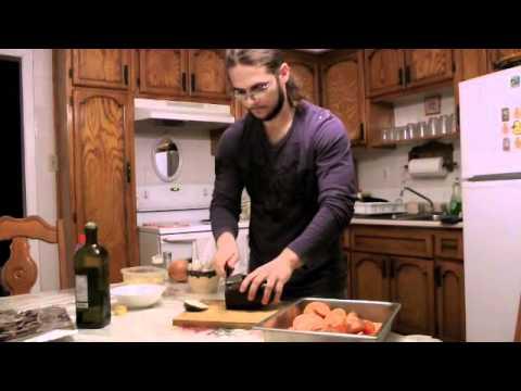 Paleo Part 3: Eggplants and Sweet Potatoes