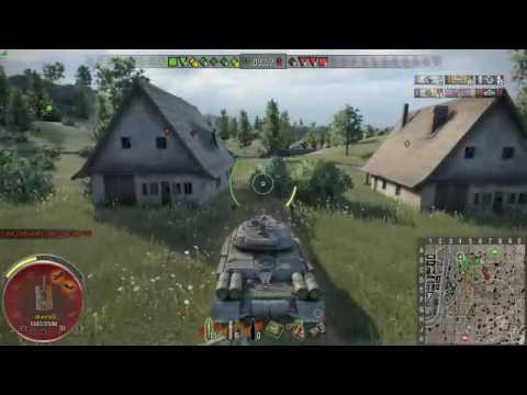 World of tanks Light em up!!