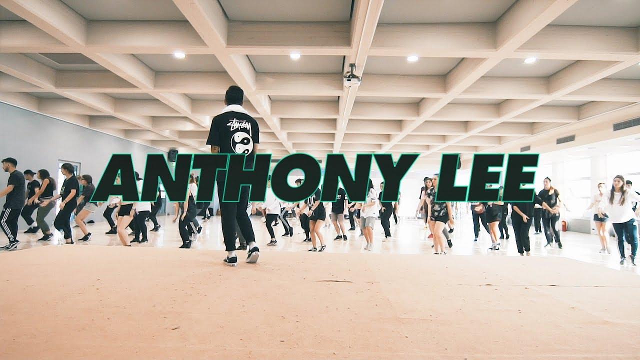 Anthony Lee // Needed Me - Rihanna // SAF DANCE CAMP 2017