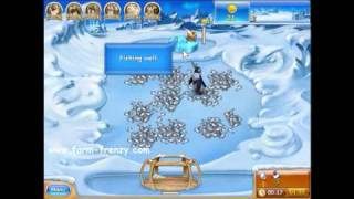 Farm Frenzy 3 Ice Age Game Level 1