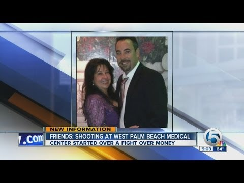 Friends:  Shooting at West Palm Beach medical center