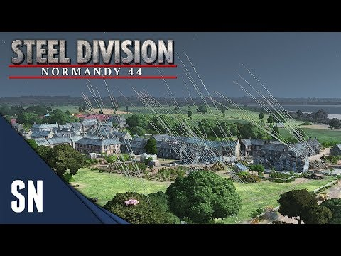 Steel Division: Normandy 44 - Scenario: Hunt for an Ace!