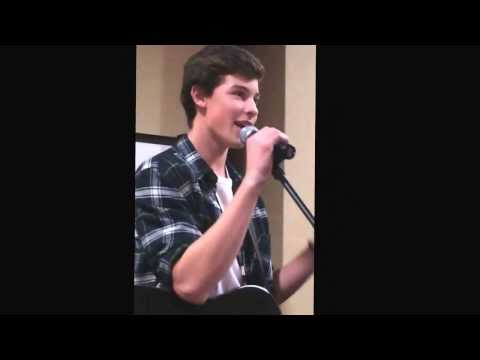 Shawn Mendes And Jack Gilinsky Singing I'm Yours By Jason Mraz And Drunk By Ed Sheeran.