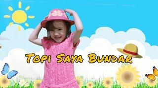 Lagu Topi Saya Bundar   Lagu Anak Anak