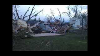 Woodward Oklahoma Tornado 2012