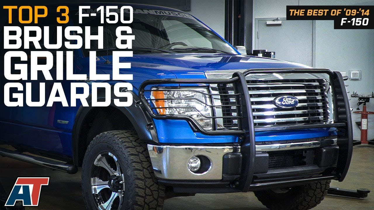 guard grille f150 brush ford guards 150 truck 2009