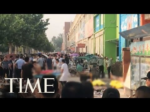 Explosion At Kindergarten In China Kills At Least 7 People, Unclear If It Was An Accident | TIME