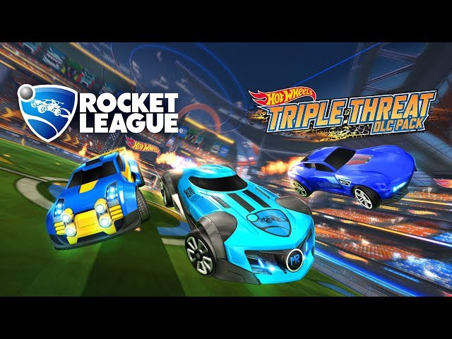 Rocket League® - Hot Wheels® Triple Threat DLC Pack Trailer