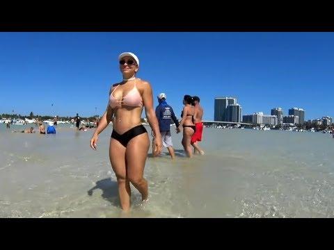 Miami Beach Florida Sandbar Tbt