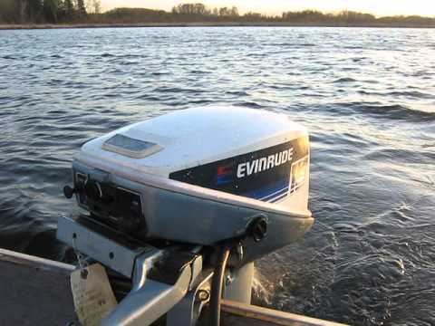 1979 evinrude 15hp outboard motor youtube. Black Bedroom Furniture Sets. Home Design Ideas