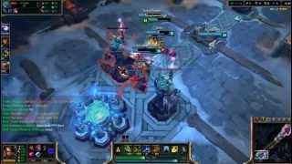 LOL ARAM Gameplay 007
