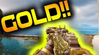 BO3 NEW Weapon PEACEKEEPER MK2!! Road To GOLD CAMO Episode 2!! (Black Ops 3 New Weapon Gameplay)