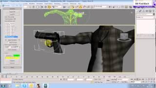 Видео урок по созданию 3D графики по 3D MAX [ 1 урок ]