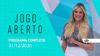 JOGO ABERTO - 31/12/2020 - PROGRAMA COMPLETO